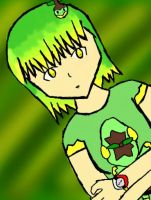Turtwig girl by 13brainless13