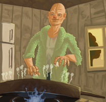 This Is Not Mr. Clean by Spyrix
