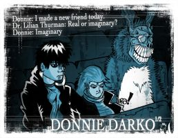 donnie darko series lol 1-2 by donniedarko-club