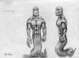 Character Style Sheet by JakeGreen