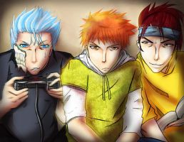 BLEACH: LOL by Mikagami-Naoko