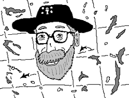 March 17th - Terry Pratchett by Rayleighev