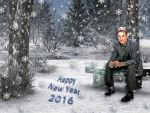 Seasonal NCIS: Happy 2016! by ScraNo
