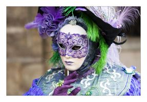 Venetian masks 9 by flemmens