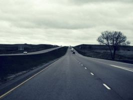 On The Road by tinabob