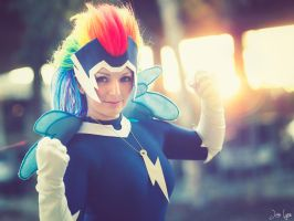 Rainbow Dash Cosplay 1 by SNTP