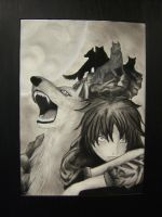 Wolfs Rain by Silver-Whispers