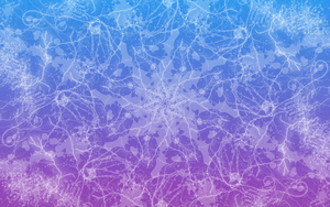 IcedKaleidoscope Wall - 3 by ECC500