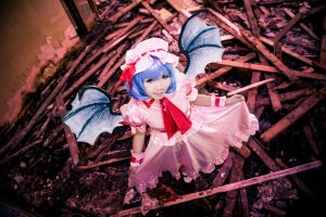 Touhou Project - Remilia Scarlet by xSorachann