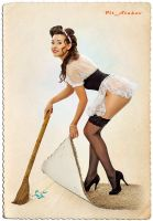 pin-up as a lifestyle by LeeTattar