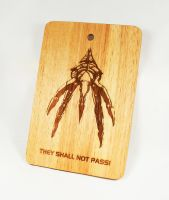 Reaper cutting board by Katlinegrey