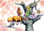 Up in the Cherry Tree by Cervelet