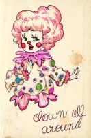 Clown All Around by fritchie