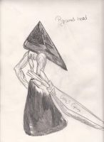 Pyramid head by Cherrypie26