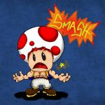 Toad's Rage by v-Germs-v