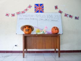 Major's Election by titis-pratiwi