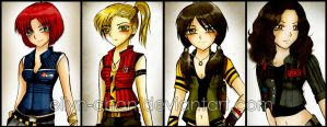 Killjoys Female version by Eilyn-Chan