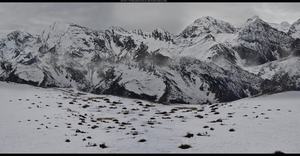 Panorama Mountain - streamy stock by streamy-stock