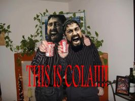 THIS IS COLA by godsmack67