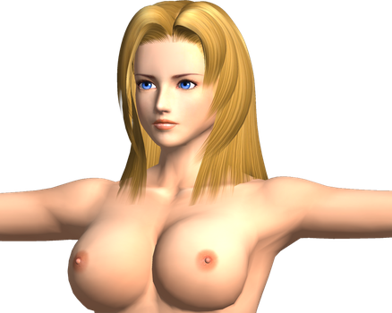 Tina Armstrong Real nipples by sidneymadmax