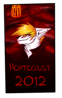 Conbadge 2012 by Hohtis