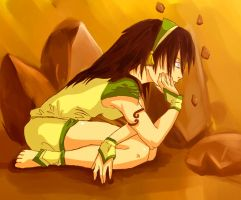Toph by Anny96