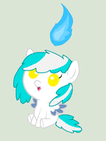 Melroes and Icy kid. by kim-306