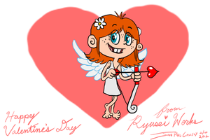 Happy Valentine's Day 2012 - Version 1 by ryuuseipro