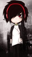Emo Kid Chibi by Twilight--Hope
