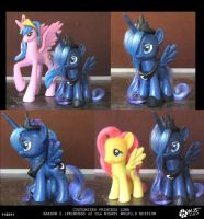 Custom Princess Luna toy by wolfjedisamuel