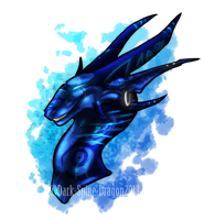 .:Art Trade:.:Nyx:. by Dark-Spine-Dragon