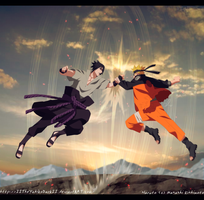 Naruto 694 I Will Have To Kill You by IITheYahikoDarkII