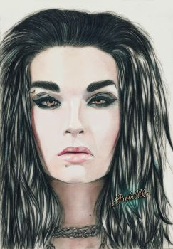 lovely (Bill Kaulitz) by GroBillka483