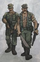 MARINES by jimmymcwicked