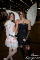 Japan Expo 2012 - Angels - 9566 by dlesgourgues