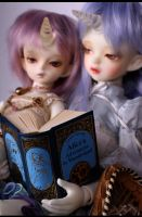 Bedtime Stories by Kaalii