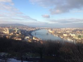 Budapest 2 by KaterinaTouche
