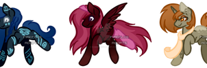[OPEN 1/3] Cheap pony adopts OTA by Fireflys-Adopts