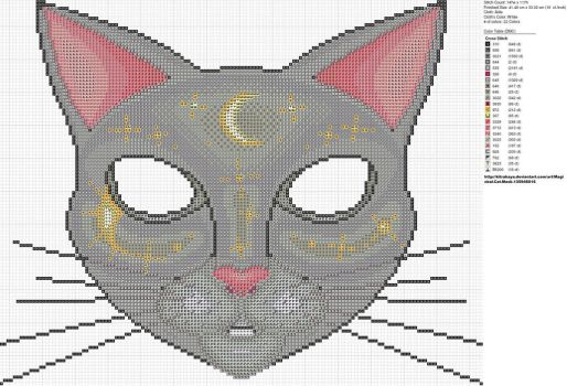 Cat Mask by carand88