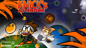 Knick's Adventure - Banner by The-Knick