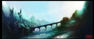 Tidal Canyon by kovah