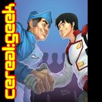 Thunderbirds 2086 : Cerealgeek by kidchuckle