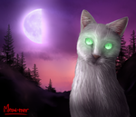 Half Moon by Meow-mer