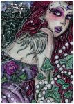 ACEO :: Poisoned Angel by StefaniaRusso