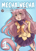 Mecha Necha book one by Little-Miss-Boxie