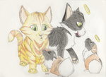 My animals ..Dead and alive.. by Arceus55