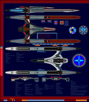 USS Atlantis  Tactical Read out by bagera3005