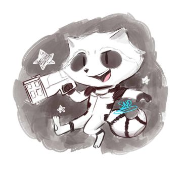 GOTG Request- Random Rocket by SnookieVonPink123