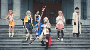 Final Fantasy XIII -the cursed L'cie- by Ayami08