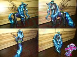 Queen Chrysalis brushable custom by angel99percent